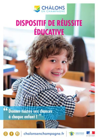 DISPOSITIF DE RÉUSSITE EDUCATIVE